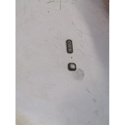 521 - INDIAN SILVER, tapering pint tankard, 366 grams
