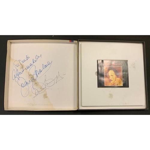 48 - Autographs & Vinyl Records - Opera and classical music autographed boxed sets etc signatures inc Joa...