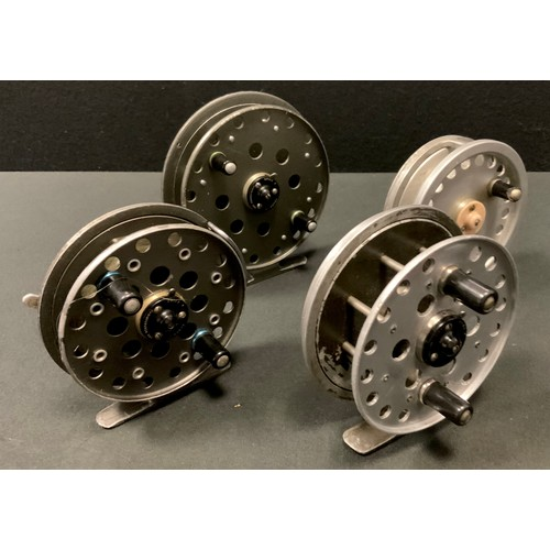 53 - A Grice & Young Ltd Avon Royal reel; others including  Gypsy, Twynham & Jecta reels (4)...