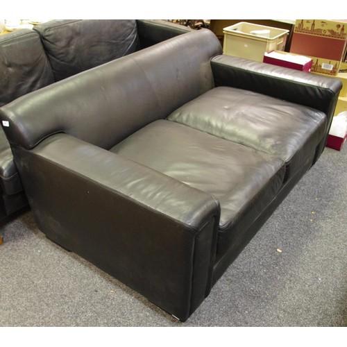 243 - A contemporary sofa, 175cm wide