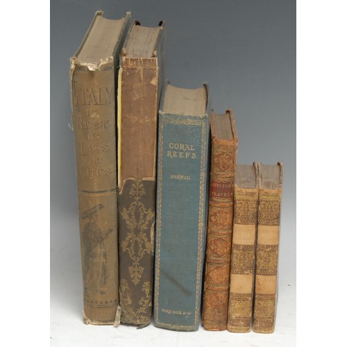 4183 - Miscellaneous - Travel, Addison (Joseph), Remarks on Several Parts of Italy, &c., In the Years 1701,...