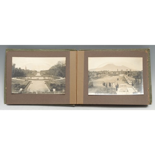 4096 - Photography, Travel , North Africa and the Mediterranean- an 1920/1930s photograph album, illustrate...