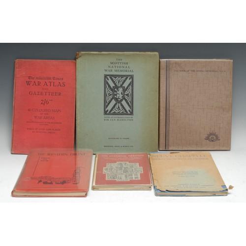 4168 - Military History - World War One - Association Copy, Ware (Fabian) & Blunden (Edmund), The Immortal ...