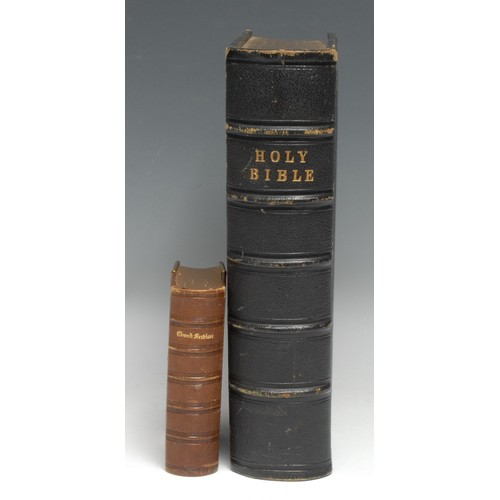 4157 - KJV, The Holy Bible [...], London: Printed by George E. Eyre and William Spottiswoode, [n.d., c. 185...