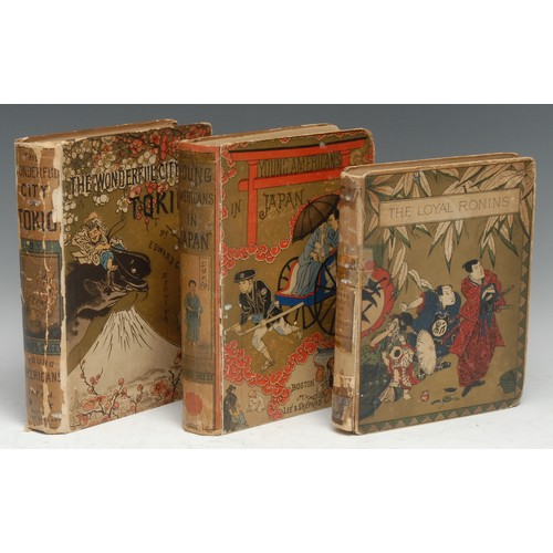 4154 - Greey (Edward), three titles: Yei-Sen (Kei-Sai, of Yedo, illustrator), The Loyal Ronins: An Historic...