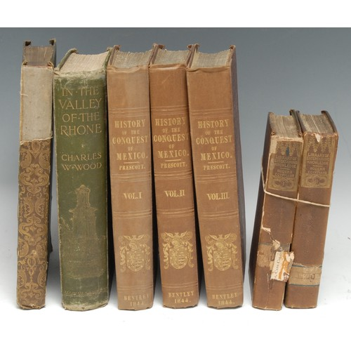 4205 - Travel and Exploration - Egypt, Lane (Edward William), An Account of the Manners and Customs of the ...