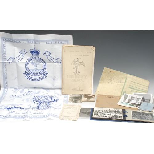 4076 - Operation Grapple, Christmas Island, 1957-1958, & The British Hydrogen Bomb Programme - 5030323 Lead...