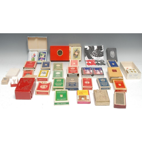 3701 - Playing Cards - a set of Francois playing cards, designed by Andre Francois for Simpson, Piccadilly;...