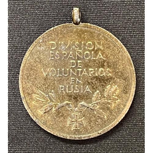 21 - WW2 Third Reich Tapferkeits- und Erinnerungsmedaille der Spanischen