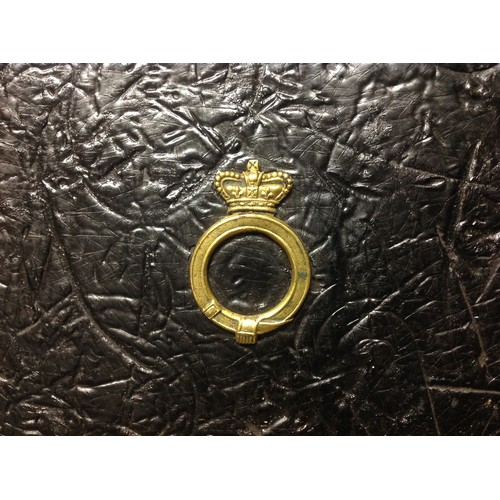 46 - Georgian / Victorian British Army Officers Sabretashe. Marked