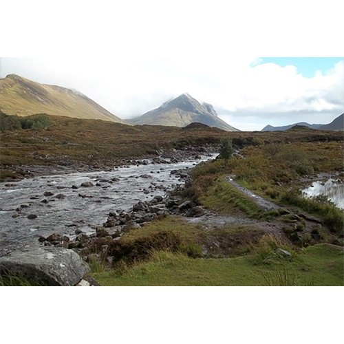 13 - Isle of Skye, a one week stay for 6 at Born Free's Cottage, and a bottle of Organic Dà Mhìle whisky....