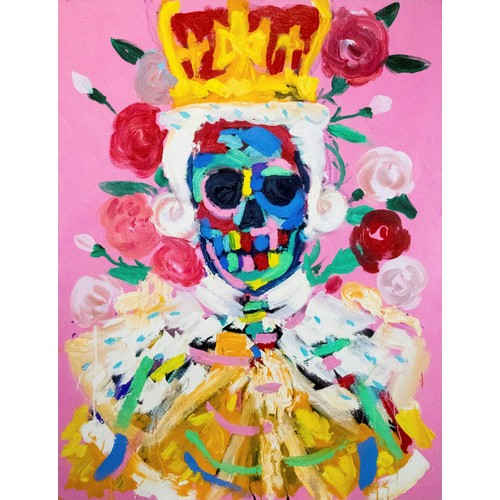 15 - Born in Turks and Caicos Bradley Theodore is a contemporary artist who started his career in New Yor...