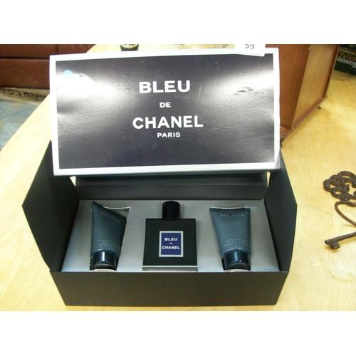 fe8e443321c Bleu De Chanel Mens Gift Set