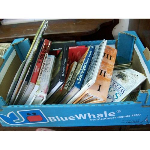 55 - Box Lot of Books...