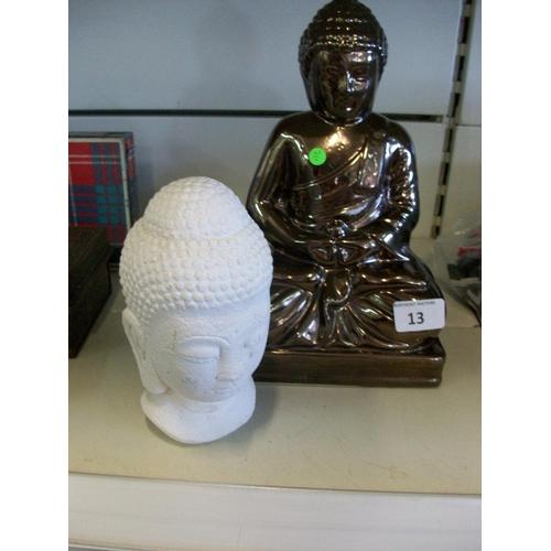 13 - 2 Buddhas...