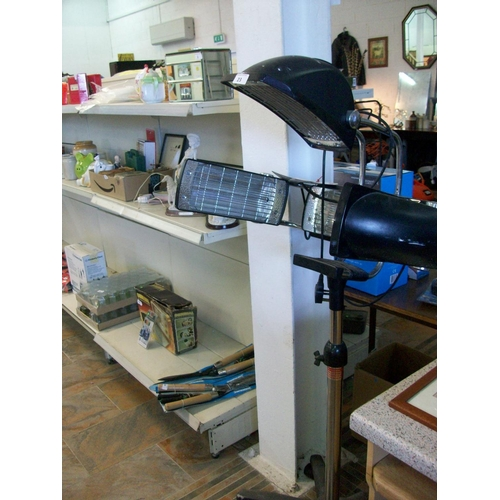 23 - Commercial Hair Salon Portable Lamp Heater...