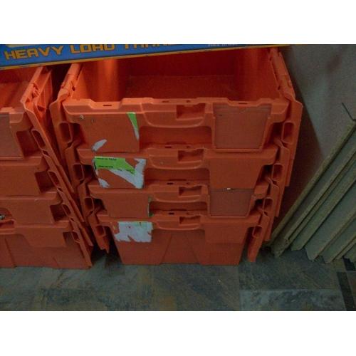 20 - 4 Plastic Storage Boxes...