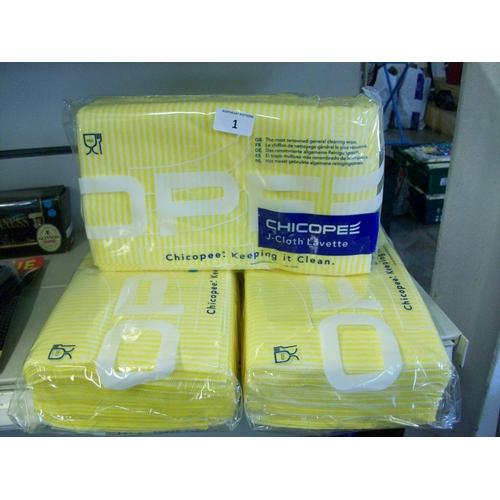 1 - Brand New 3 pack J-Cloths (50 per pk)...
