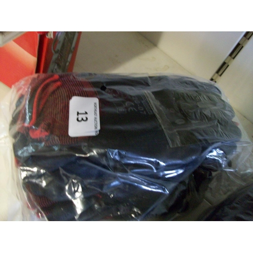 13 - Bag of Work Gloves...