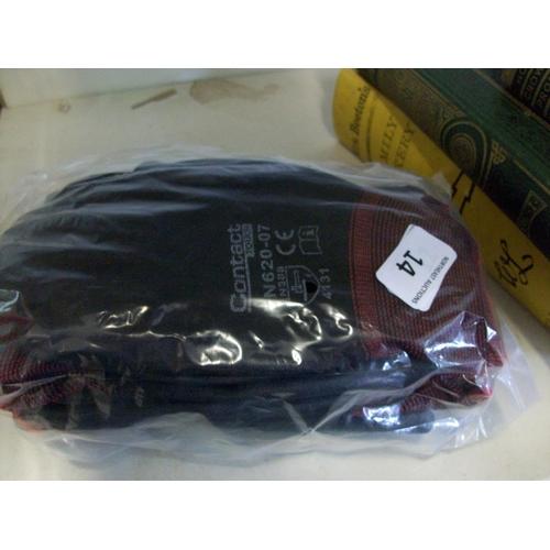14 - Bag of Work Gloves...