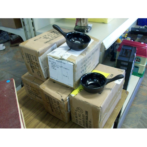 31 - 5 Boxes of Small Pans (6/box)...