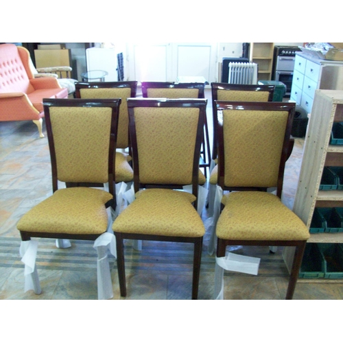 38 - 6 Brand New Dining Room Chairs...