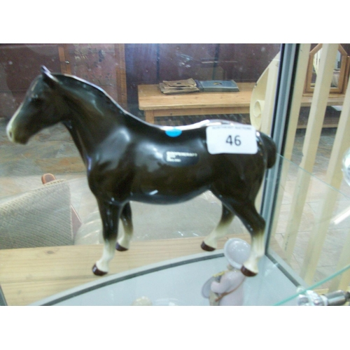 46 - Coopercraft Horse...