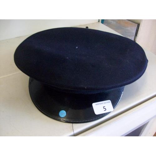 5 - Custom's Hat...