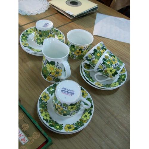 44 - Part Portobello Tea Set...