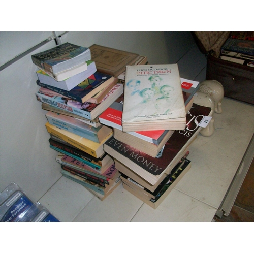 22 - Large Assortment of Books including Some Vintage...