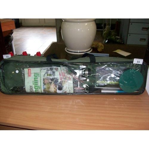 31 - New Fishing Rod Set...