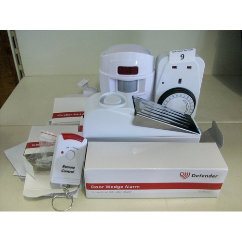9 - New Alarm System for Elderly/Vulnerable Persons...
