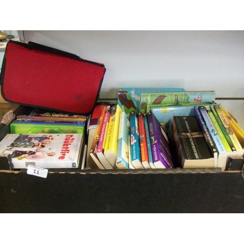 11 - Box of Books etc.....