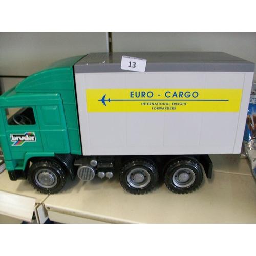 13 - Livestock Toy Lorry...