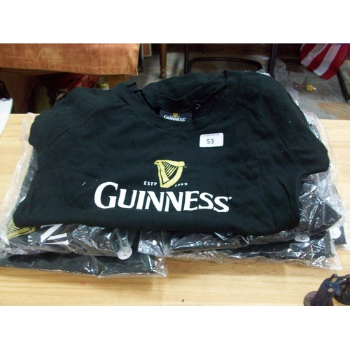 53 - Lot of Pub T Shirts...