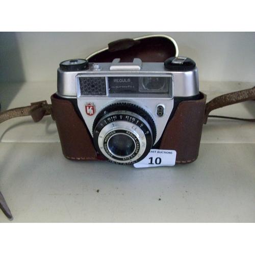 10 - Vintage Camera...