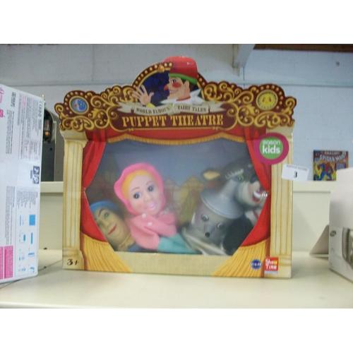 3 - Puppet Theatre in Box...