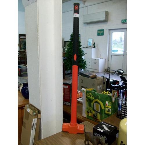 37 - New Sledgehammer...