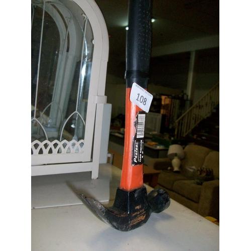 108 - Claw Hammer...