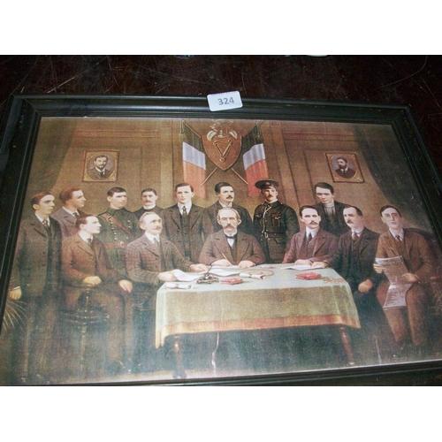 324 - Irish Leaders in Frame...