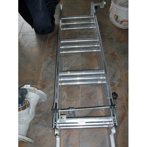 385 - Extendable Attic Ladder...