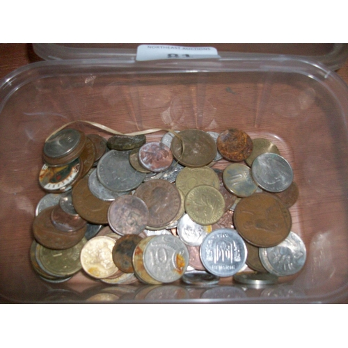 81 - Box of Old Coins...