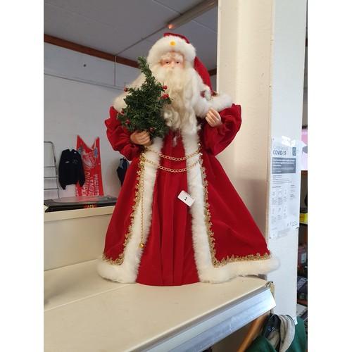 1 - Large Santa Claus Decoration...
