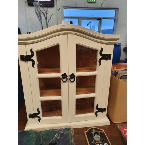 151 - Decorative Cabinet...