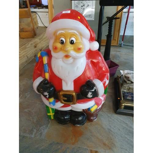 268 - Santa Claus Decoration...