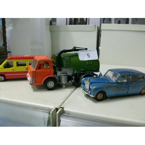 5 - 3 Collectible Vehicles...