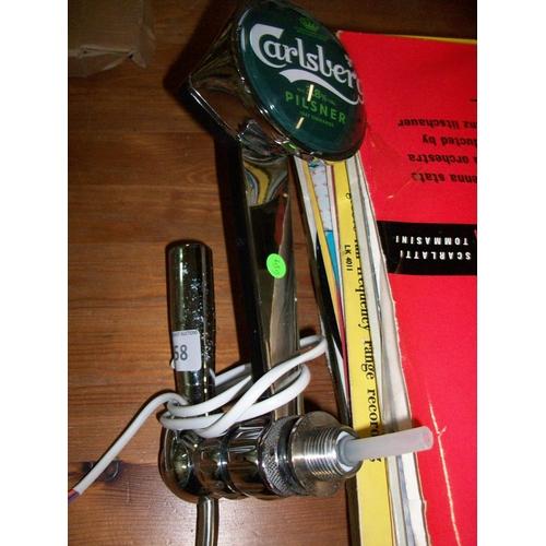 58 - Carlsberg Bar Tap...