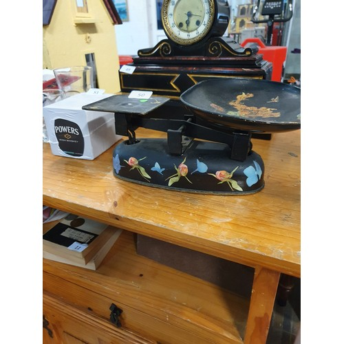 50 - Set of Weighing Scales...