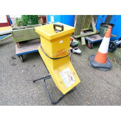 6A - AL-KO Dynamic H1600 Electric Garden Shredder...
