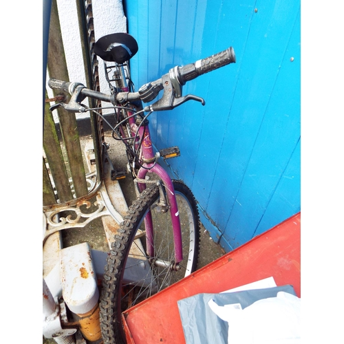 48 - Ladies Bicycle...